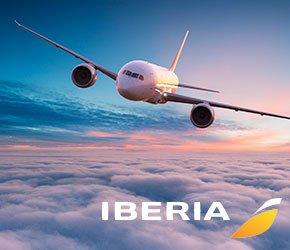 vuelos con/Iberia